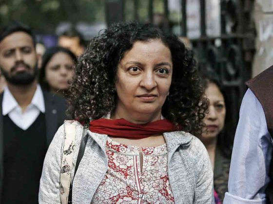 Former India Minister Loses Defamation Suit in #MeToo Case