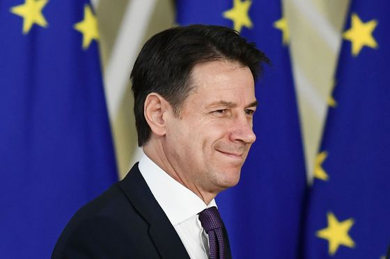 Italian PM Conte Doesn't Just Have Brexit on His Mind