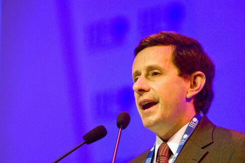 Chile's Central Bank President Jose De Gregorio