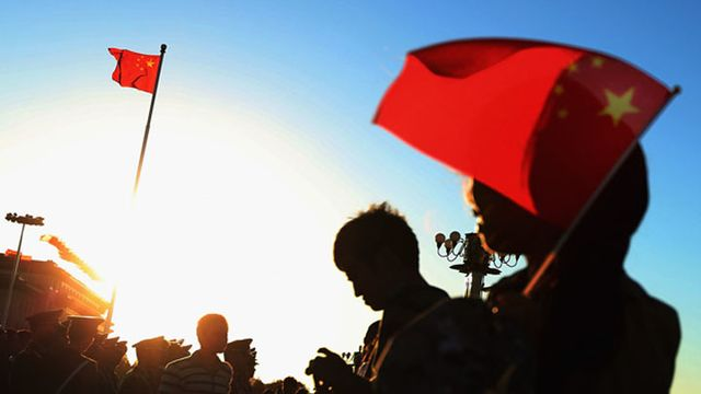 Even China's Party Mouthpiece Is Warning About Debt
