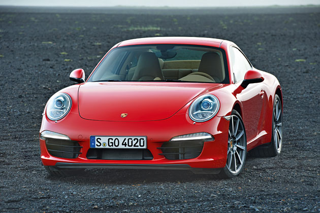 in germany the company car is a porsche bloomberg. Black Bedroom Furniture Sets. Home Design Ideas