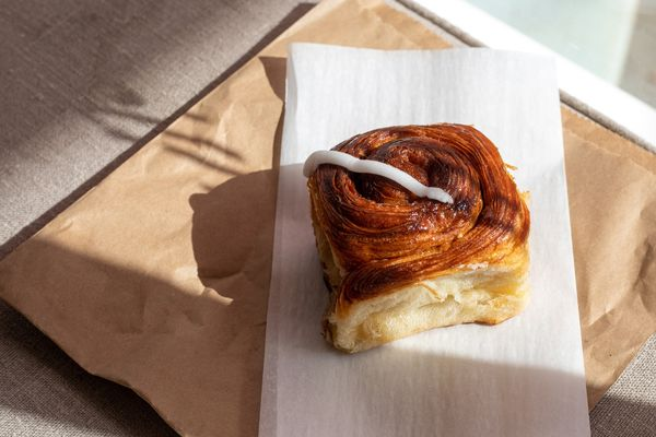 relates to A Pandemic Pastry Flirtation Becomes a Real Business in London