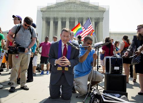 Gays Win While Minorities Lose in Historic Top Court Rulings