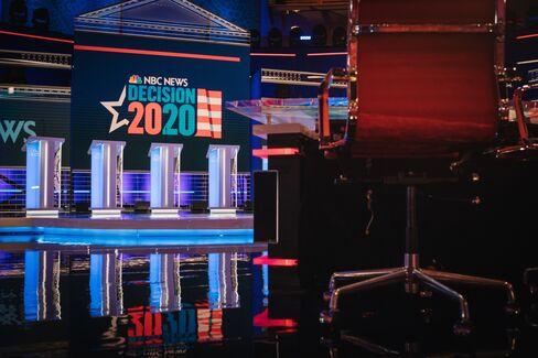 Democratic Presidential Debate Night Two - Bloomberg Business