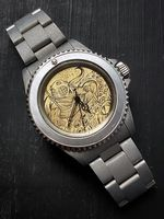relates to Artist Phillip Toledano To Sell Tweaked Rolex Submariners for $25,000