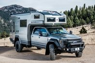 relates to Head for the Hills in a Six-Figure Winnebago on Steroids
