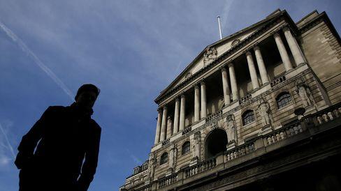 Bank of England As Central Bank's 2007 Liquidity Auctions Probed By Serious Fraud Office