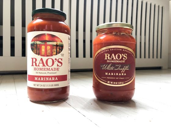 Rao's Bets Home Cooks Will Go High End with$130 Balsamic Drizzle