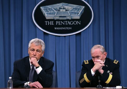 Sex-Assault Cases Should Stay in Chain of Command, Generals Say