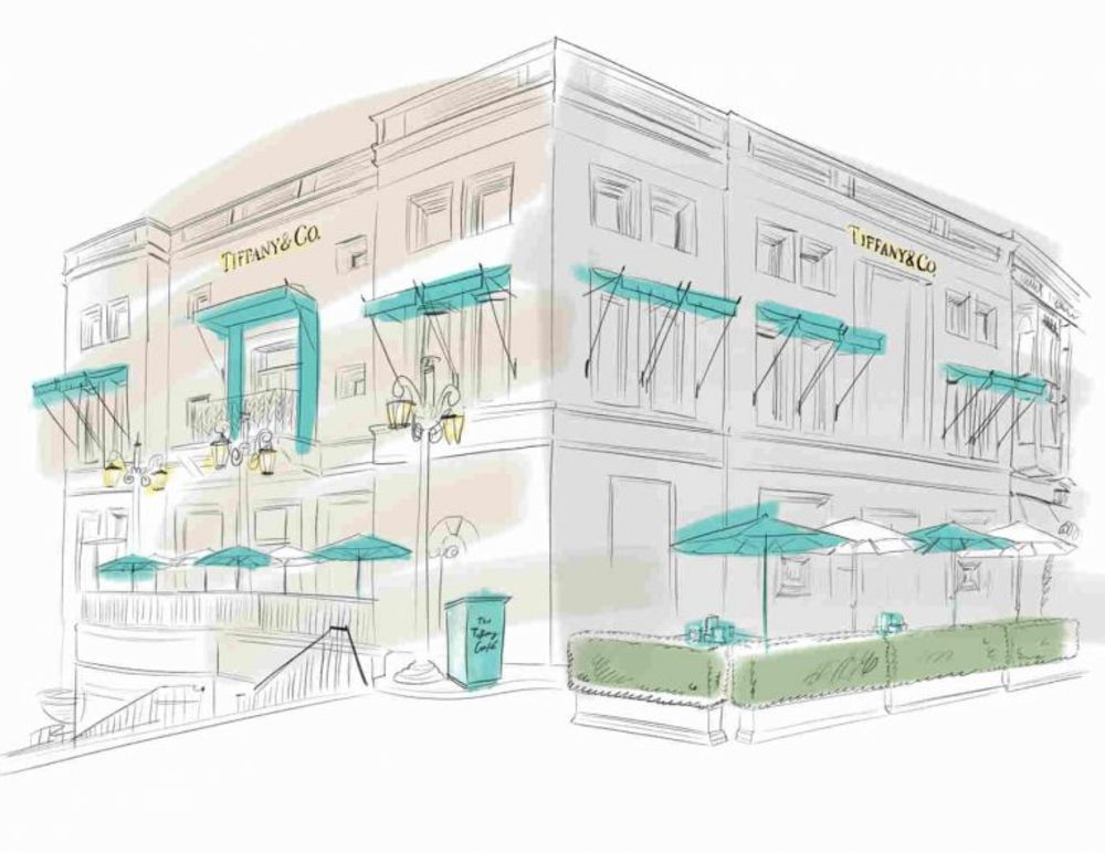 You Can Have Breakfast at Tiffany's in Los Angeles Next Month
