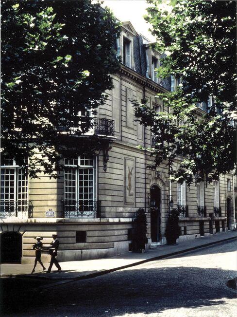 パリのイヴ・サンローラン財団