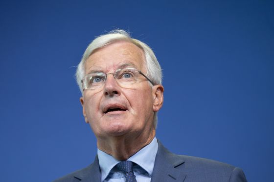 October Is 'Moment of Truth' for Brexit, EU's Barnier Tells U.K.