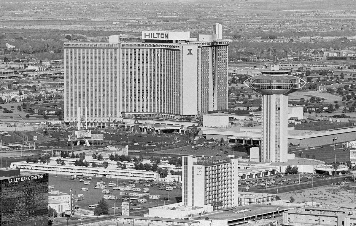 Hilton Plans a Las Vegas Hotel in Brand's Return to the Strip
