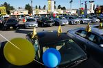 Inside Car Dealerships Ahead of Motor Vehicle Sales Figures