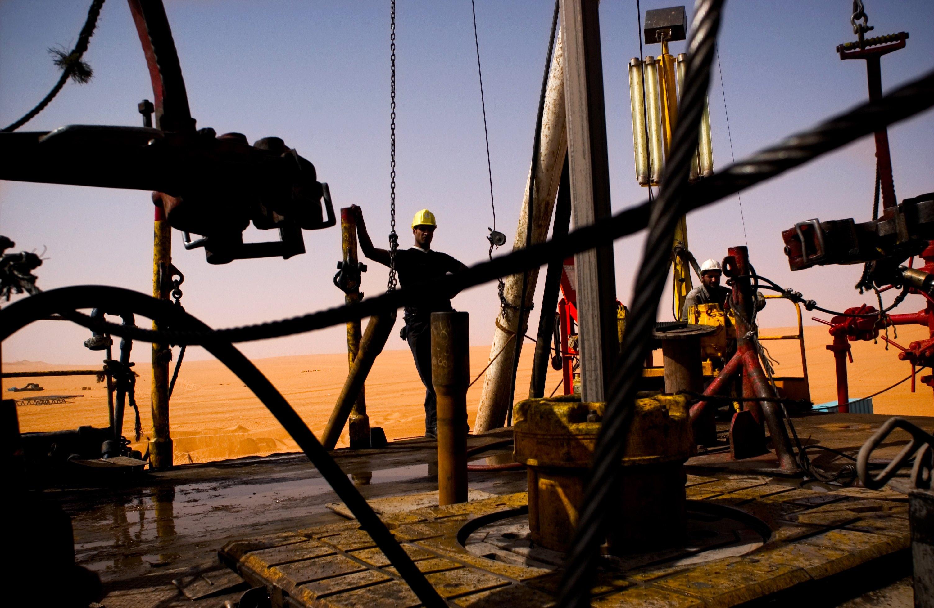 Libya's Oil Company in Tripoli Calls for Rival to Be