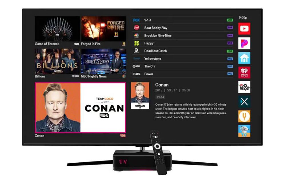T-Mobile's Foray Into Pay TV Looks a Lot Like a Cable Bundle