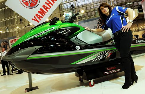 Yamaha WaveRunner Targeted as Florida Leads U.S. in Boat Thefts
