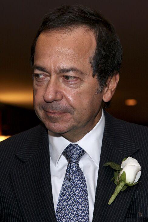 John A. Paulson, president of Paulson & Co