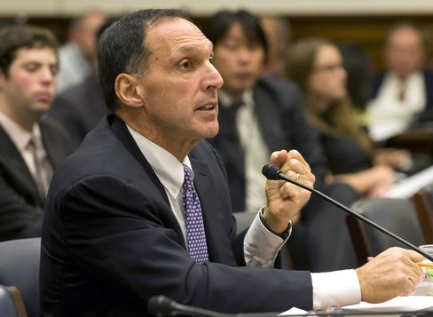 Richard Fuld, former Lehman Brothers CEO
