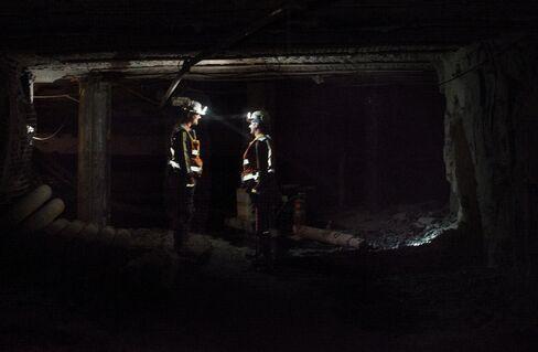 Console Energy Coal Mine