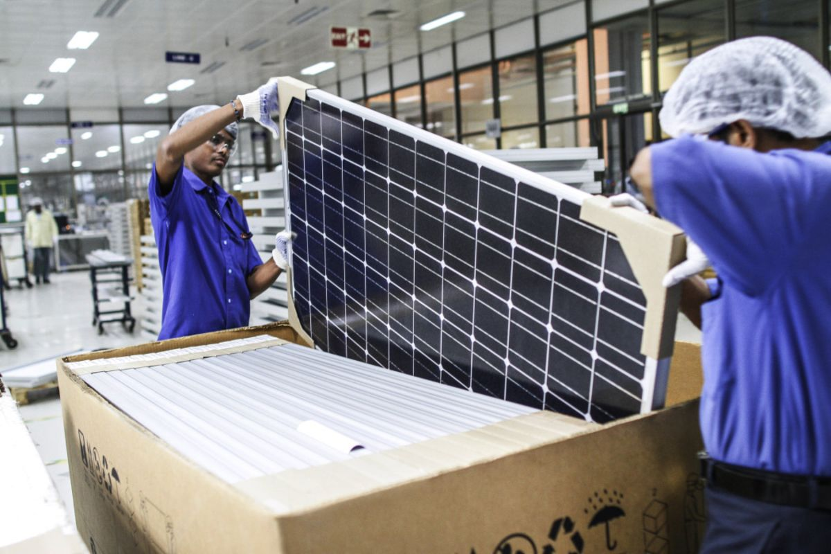 India Wins Trade Dispute With U S  Over Solar-Panel Incentives