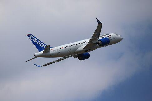 Bombardier CS300 C Series