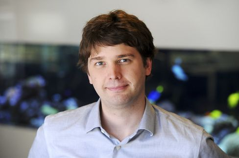 Groupon CEO Andrew Mason