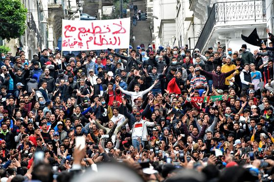 Algerians Return to Streets in Rejection of Promised Reforms