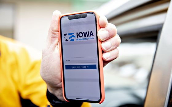 Startup Behind Faulty Iowa Election App Linked to Top Democrats