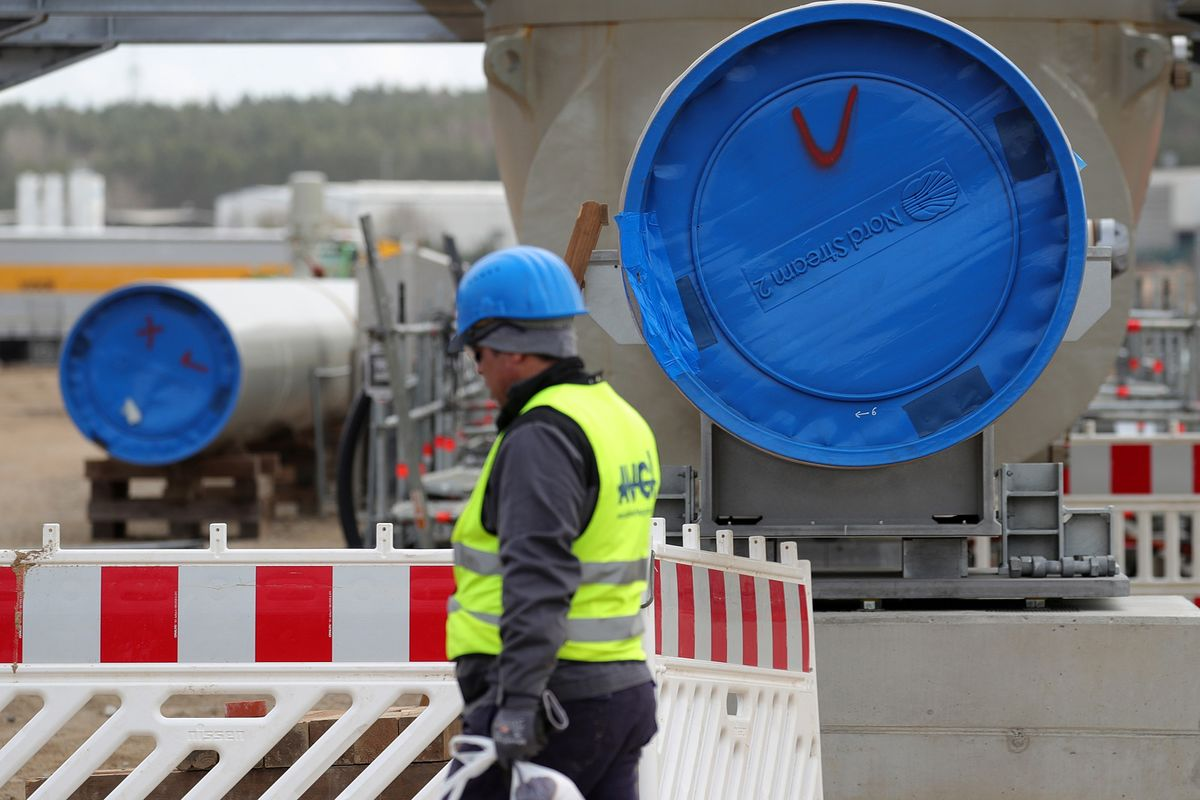 Russia's Main Gas Route to Europe Seen at Risk After Opal Ruling