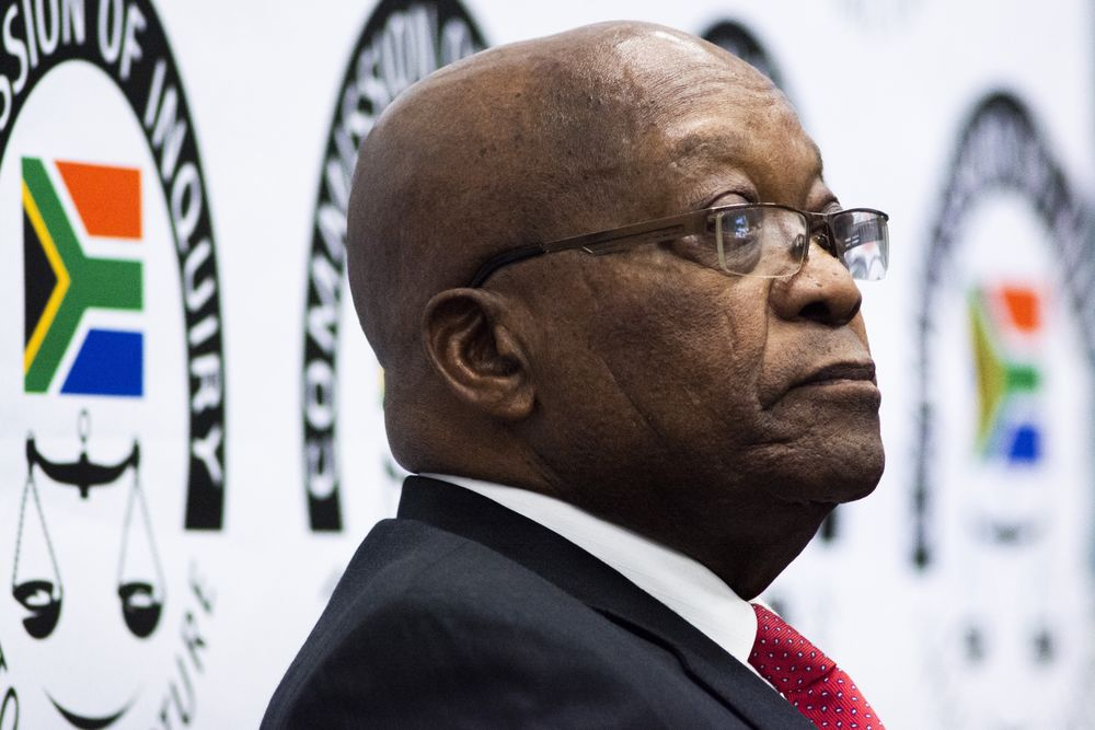 South African Graft Inquiry Adjourns After Zuma Objection
