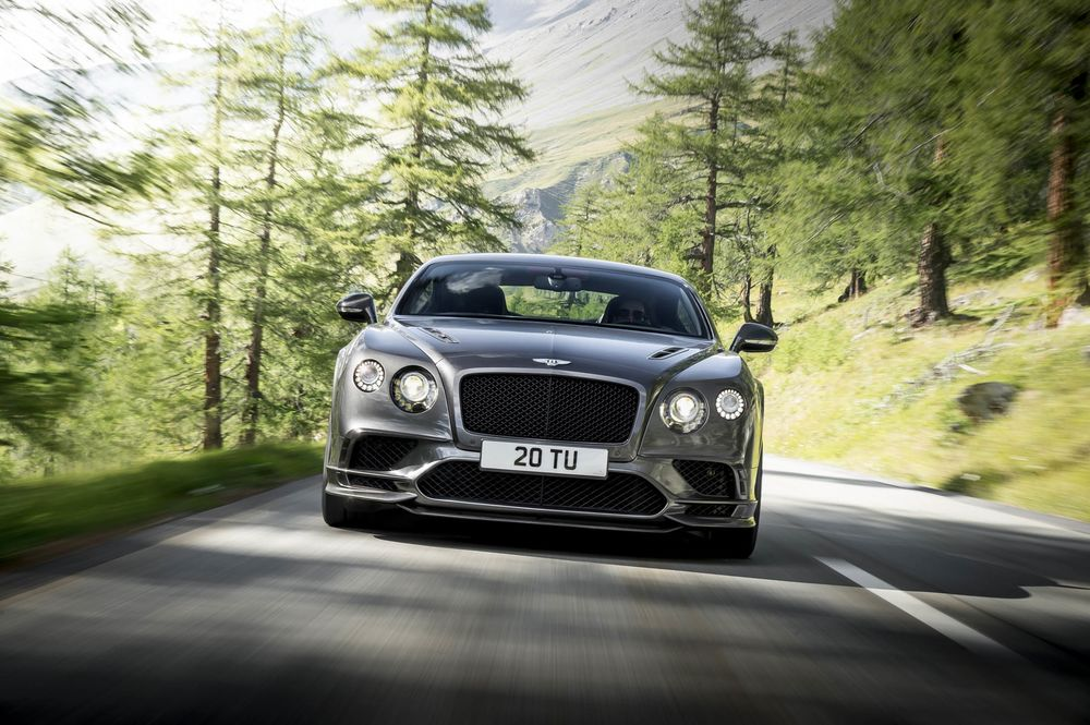 Bentley S New 700 Hp Continental Supersports Is Its Fastest Car Ever