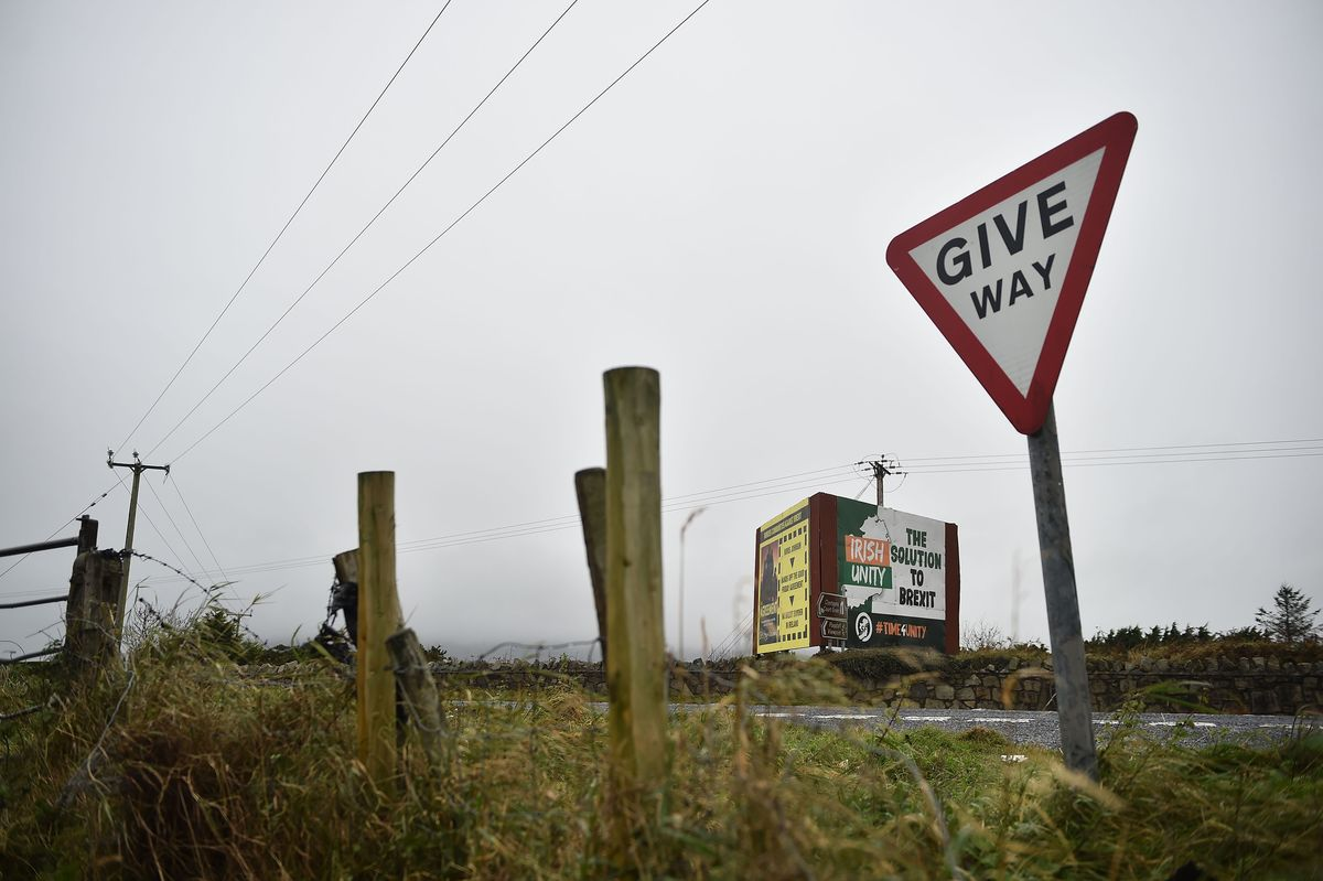 Northern Ireland Split Over Brexit Trading Deal, Poll Shows thumbnail
