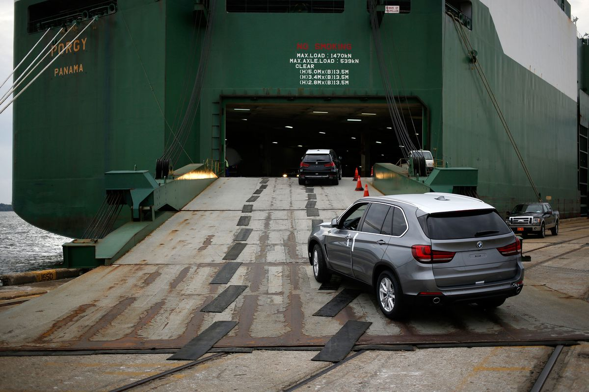 As Virus Raged, China Snapped Up Luxury Cars Made in America