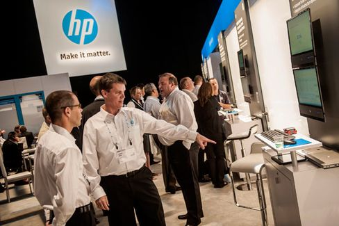 Hewlett-Packard Makes Its Move Against IBM in Big Data
