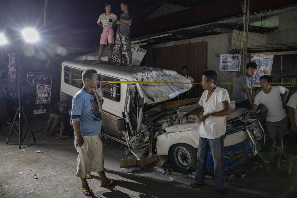 Dozens Missing as Philippines Assesses Deadly Quake Damage