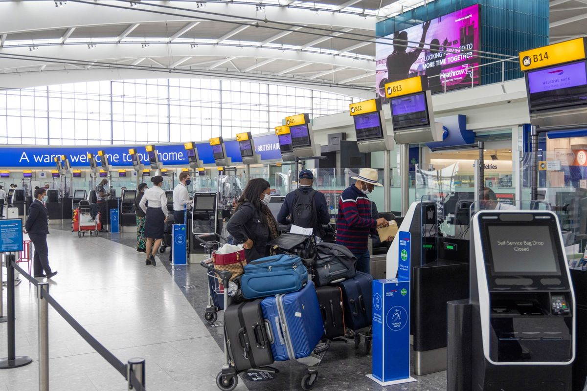 U.K. Tightens Quarantine Rules for Travelers From France