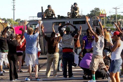 Ferguson, Mo., Is Destroying Public Faith in Government