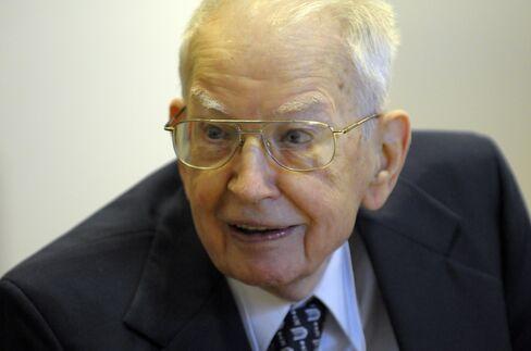 University of Chicago Economist Ronald Coase
