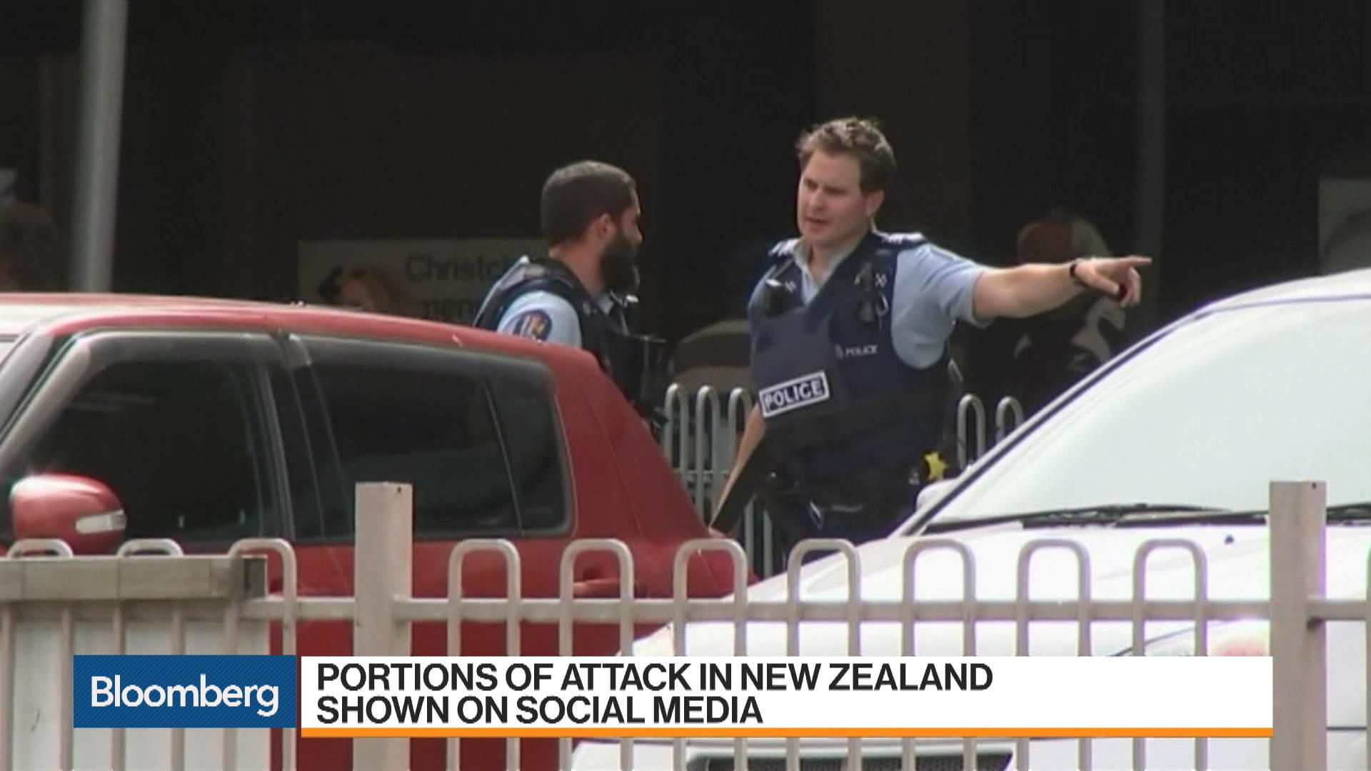 Mosque Shooting Live Stream Pinterest: Facebook, Social Media Criticized For Live Stream Of