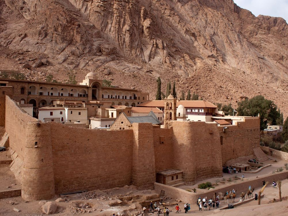 Islamic State Nears Egypt Tourism Hub With South Sinai Attack