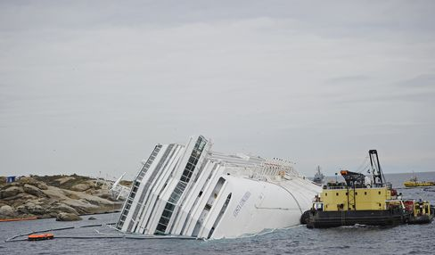 Latest Carnival Misadventures Mar Recovery From Concordia