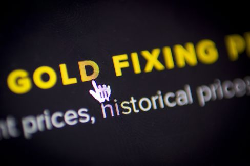 'Gold Fixing'