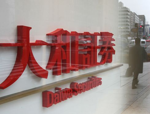 Daiwa Posts Second Straight Quarterly Profit on Cost Cutting