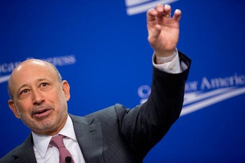 Lloyd Blankfein Was a History Major. Just Sayin'