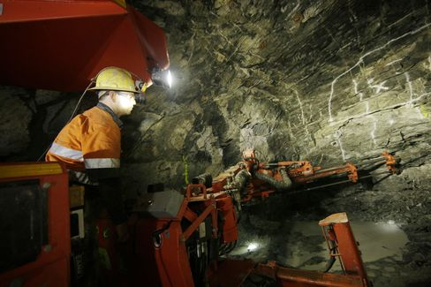 Operations At Dalradian Resources Inc.'s Curraghinalt Gold Project As Northern Ireland Gold Push Begins