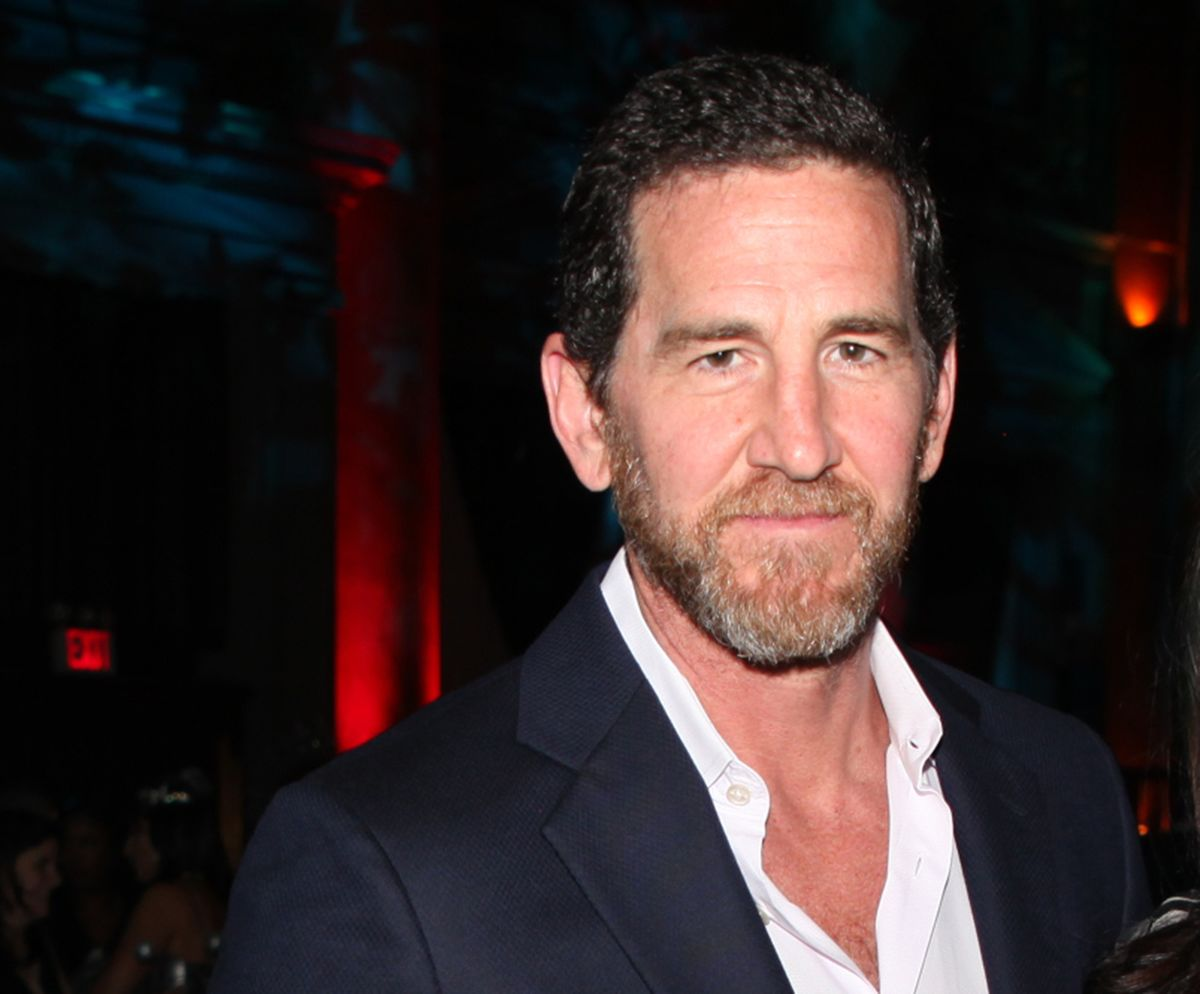 The 50-year old son of father (?) and mother(?) Adam Dell in 2020 photo. Adam Dell earned a million dollar salary - leaving the net worth at million in 2020