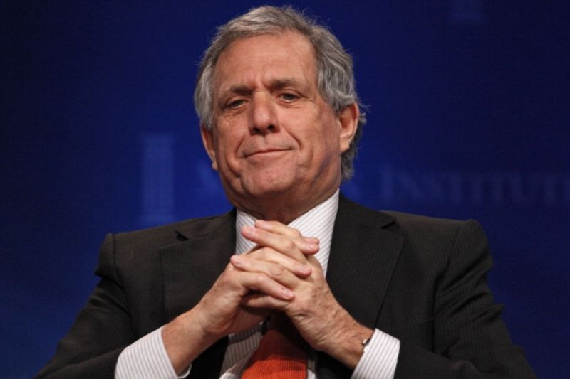 Les Moonves Has Nothing to Say to You People – Trending Stuff