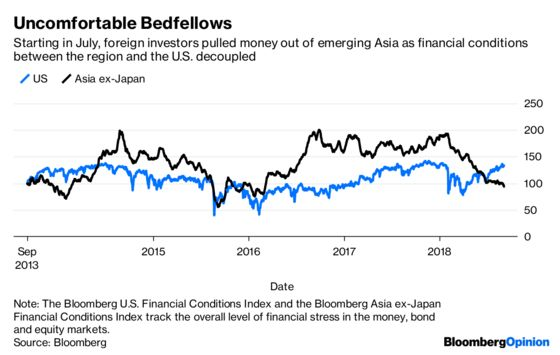 When Will the Bleeding Stop in Emerging Markets?