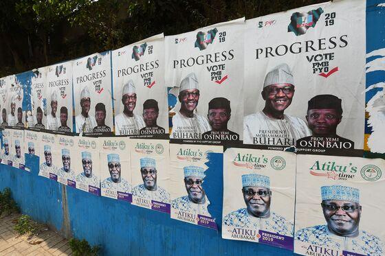 Mudslinging Stifles Policy Debate in Nigerian Vote Campaign